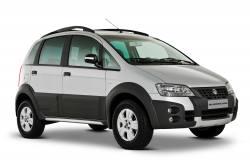 Ficha tecnica vrum for Fiat idea adventure locker precio